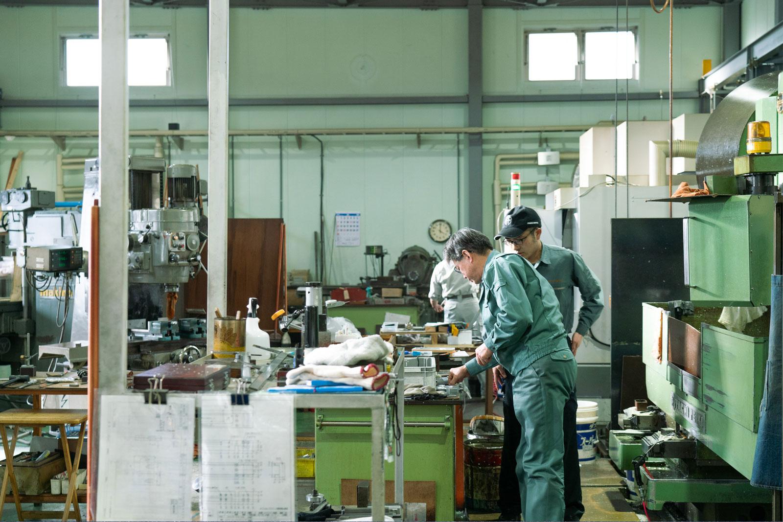 企業イメージ:有限会社牛山製作所
